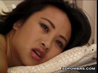 Hot Asian Fantasy Gets Ass From Ed Powers